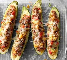 New Recipes, Vegan Recipes, Dinner Recipes, Zucchini Boats, Stuffed Zucchini, Sicilian Recipes, Dinner Rolls, Healthy Breakfast Recipes, Bolognese