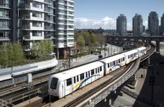Vancouverites are spoiled with SkyTrain