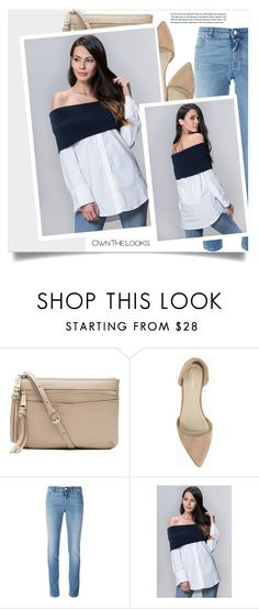 """OWN THE LOOKS 37"" by amra-mak ❤ liked on Polyvore featuring Witchery, Nly Shoes, Givenchy and ownthelooks"