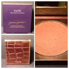 TARTE Amazonian Clay Mineral Bronzer Park Ave Princess Retail $30.00 My price $17.00 OBO Makeup For Sale, Clay Minerals, Bronzer, Retail, Park, Princess, Beauty, Clay, Parks
