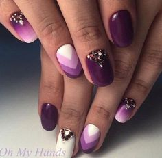 Ombre Nail Art Designs, Nail Art isn't simply your typical nail job. Nail art is associate degree exclusive niche that's gaining quality in late times. Nail Manicure, Toe Nails, Stiletto Nails, Nail Art Designs, Nailart, Nail Polish Trends, Cute Nail Art, Beautiful Nail Designs, Fabulous Nails