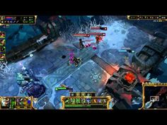League of Legends TR Aram - YouTube