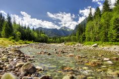 The High Tatras National Park