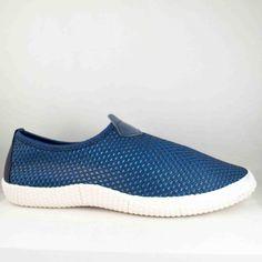 Poze Espadrile de barbati albastre 2016 Sport Online, Slip On, Sneakers, Sports, Fashion, Tennis, Hs Sports, Moda, Slippers