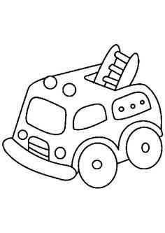 86 Meilleures Images Du Tableau Coloriages De Camions En