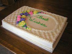 retirement cake for my daughter's teacher                                                                                                                                                                                 More