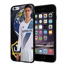 "MLS STEVEN GERRARD LA GALAXY , Cool iPhone 6 Plus (6+ , 5.5"") Smartphone Case Cover Collector iphone TPU Rubber Case Black Phoneaholic http://www.amazon.com/dp/B00VURIGP8/ref=cm_sw_r_pi_dp_Uclnvb1ZXRVJY"