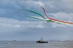 Cervia Airshow 2012 - Frecce Tricolori by Andrea Cittadini Photography, via Flickr