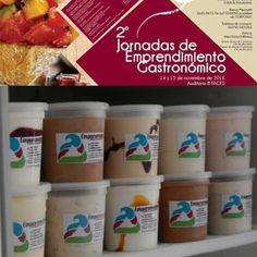 """Nos vemos mañana en FACES-ULA en las """"Segundas Jornadas de Emprendimiento Gastronómico"""" @gastronomiafaces - #heladosemparamados #merida #venezuela #15nov #gastroula2016 #ula #facesula"""