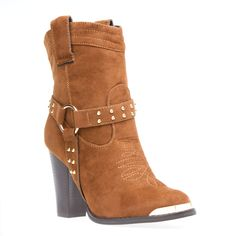adorable cowgirl style boots. Also in black