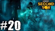 Infamous Second Son Gameplay Walkthrough w/ SSoHPKC Part 20 - The Video Power