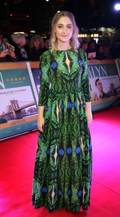 Exclusive: Saoirse Ronan Talks Barry's Tea, Love Interests And New Movie Brooklyn