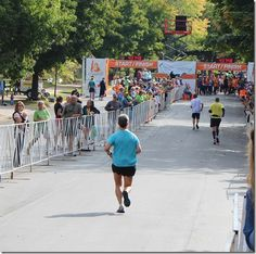 Asheville City Marathon www.runninginaskirt.com