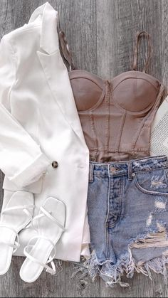 Cute Teen Outfits, Simple Outfits, Outfits For Teens, New Outfits, Chic Outfits, Spring Outfits, Trendy Outfits, Fashion Outfits, Fashion Top