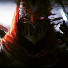 Main zed  .....my #broke #zed#riot #gamer #leagueoflegends by thug7002_zed_yasuo