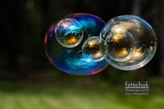 Bubble Perspective - The world really does look differently in a bubble.  What does your world look like in your bubble   .  http://wp.me/p1kNUw-2yH