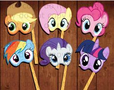 20 Must-Have Ideas for Your My Little Pony Party Festa Do My Little Pony, My Little Pony Craft, My Little Pony Unicorn, Little Pony Cake, My Little Pony Birthday Party, 5th Birthday Party Ideas, Birthday Party Decorations Diy, My Little Pony Decorations, 4th Birthday