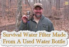 Welcome to living Green & Frugally. We aim to provide all your natural and frugal needs with lots of great tips and advice, Survival Water Filter Made From A Used Water Bottle