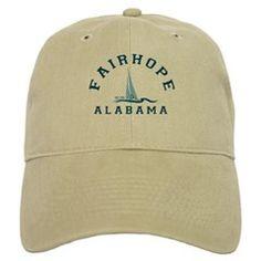 Fairhope - Alabama. Baseball Cap