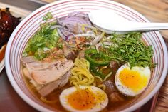 Nom-Eez Opens in Bridgeport: Vietnamese (With a Side ofDonuts) - CT Bites - Restaurants, Recipes, Food, Fairfield County, CT