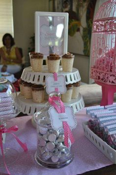 Sugar and Spice Baby Shower Party Ideas | Photo 3 of 27 | Catch My Party