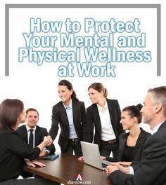 How do you fare at your workplace? Your mental and physical health is crucial to all aspects of your life, including work. You need to make some efforts to maintain a healthy mind-body & work-life balance for a happy, productive, and successful life. Here are some tips to help you understand what you need to do to maintain & protect mental and physical wellness at work. More at the blog.:) #health #wellness #healthandwellness #mentalhealth #physicalhealth #AhaNOW #workplace #work…