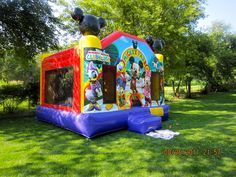 WE WILL HAVE T HAVE THIS.... so i can jump in it lol ...forget the kids lol