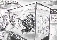 #drawing #art #visuals #experiential #illustration #susiepecan #susannapecyna