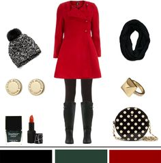 """Am I going to be """"The Red Coat"""" this winter ?!"""