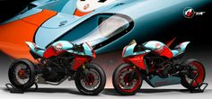 Ducati Cafè Racer Bodykit by Paolo Tesio