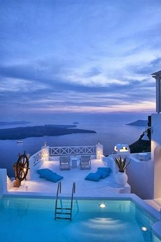 New Wonderful Photos: Awesome Setting - Santorini, Greece