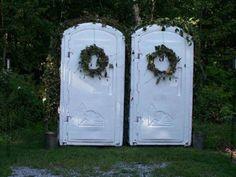 Celebration Rentals Inc. Cottage Wedding, Rustic Wedding, Seaside Wedding, Brainstorm, Wedding Bathroom, Barn Parties, Wedding Venues, Tent Wedding, Elope Wedding