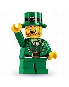 LEGO Minifigures Series 6 Leprechaun.
