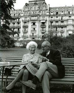 Vera & Vladamir Nabokov