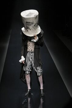 Goth Trip to Wonderland – alice auaa presents British Gothic ~Tokyo Collection 2013 SS