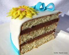Jak naplnit a sestavit dort