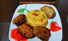 Μάχη στην κουζίνα: Μπιφτέκια Αφράτα Στο Φούρνο Με Τυρί