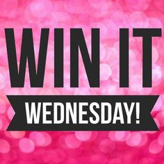 Thrive Win it Wednesday https://cecilymyers.le-vel.com/