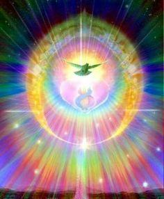 Luz de Deus no coração de todos!