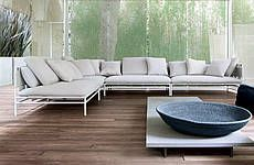 Canvas Paola Lenti Sectional