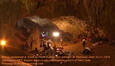 Elon Musk's SpaceX Team Joins Global Rescue For The Thai Soccer Team In The Tham Luang Cave, Building a Kid-Size Submarine Cave Entrance, Abc Activities, Soccer Boys, Windermere, 25 Years Old, To Reach, Thailand, Tower, Weather