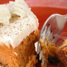 California Pizza Kitchen Pumpkin Cheesecake