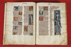 Vyšehradský kodex patří mezi nejstarší české písemné památky-Foto:Národní knihovna