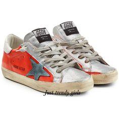golden goose sneakers red- Golden goose high top sneakers http://www.justtrendygirls.com/golden-goose-high-top-sneakers/