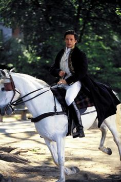 Hugh Jackman in Kate and Leopold, Dir. James Mangold (2001).
