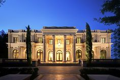 I liked this residential home in Beverly Hills, California Palais des Anges