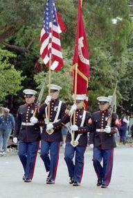 Fist Marine Jack Flagge Geschichte