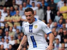 Ross McCormack was a constant threat for Leeds United in their 4-0 win at home to Birmingham City in the Championship.