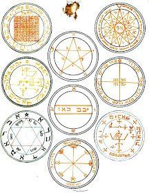 Simbolos Tattoo, Ars Magica, King Solomon Seals, Sigil Magic, Solomons Seal, Occult Art, Moustache, Alchemy, Angeles