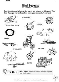 81 Fun Critical Thinking Activities by ESOL Club - issuu